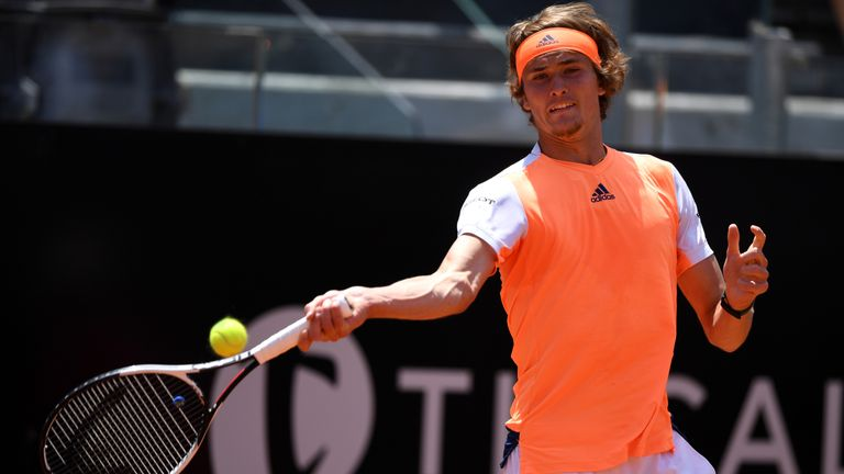 Alexander Zverev showcased is his increasing maturity in dispatching Italian Fabio Fognini, conqueror of Andy Murray, in straight sets