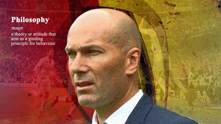 Nobody can deny Real Madrid's philosophy under Zinedine Zidane is a winning one