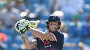 Ben Stokes has been passed fit to play against South Africa on Saturday