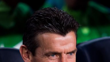 Juan Carlos Unzue has been named as the new Celta Vigo manager