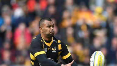 Kurtley Beale needs a rest after his season with Wasps according to Michael Cheika