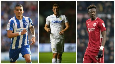 Voting is now open for the Championship PFA Fans' Player of the Season