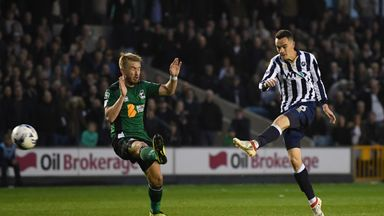 Shaun Williams: Staying with Millwall