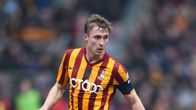 Stephen Darby will leave Bradford following the conclusion of his contract at the end of June