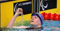 Paralympian retires from swimming