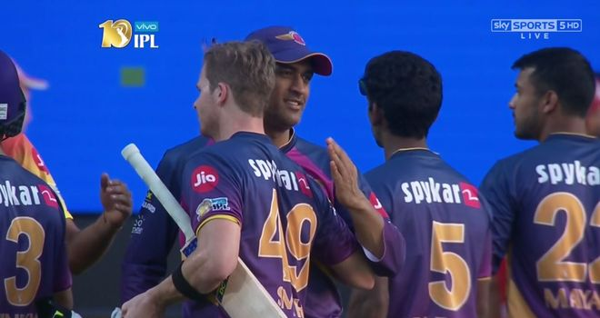 Rising Pune Supergiants Dark Horse to Win IPL 2017