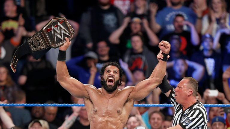 Jinder Mahal stunned the world by winning the WWE Championship.