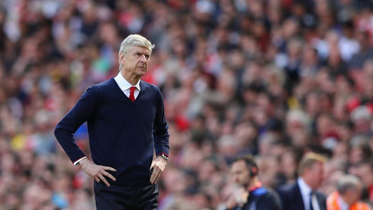 Arsenal failed to qualify for the Champions League for the first time in 20 years