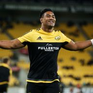 Julian Savea is one of four All Blacks released for the Hurricanes' clash with the Lions