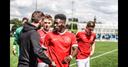 Vardy academy success for Turgott