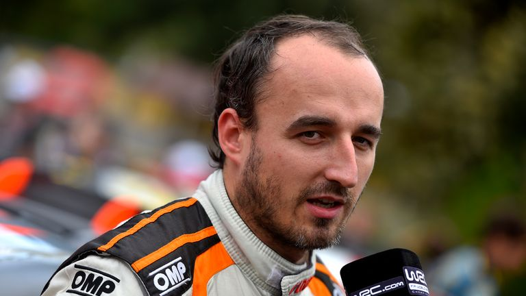 Abiteboul: No obvious roadblock to Kubica return