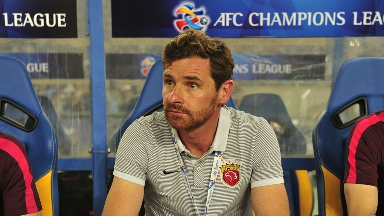 Andre Villas-Boas has left Shanghai SIPG and will take part in the Dakar Rally