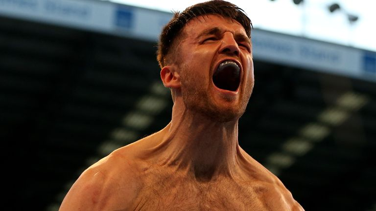 Anthony Fowler will have his second professional fight on this Friday's NXTGEN bill, live on Sky Sports