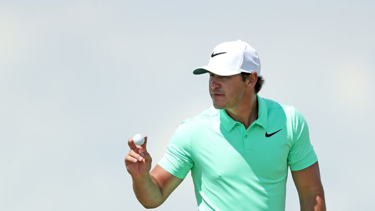 Koepka fired a five-under 67 on Sunday