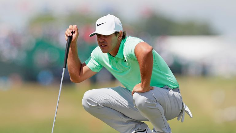 Koepka becomes the seventh consecutive maiden major winner