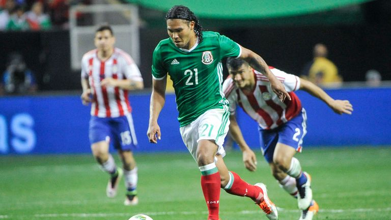 Pena has won 19 caps for Mexico