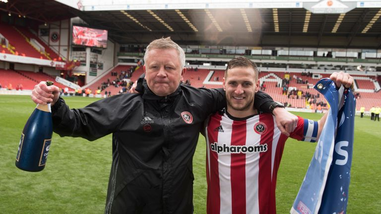 Chris Wilder: Sheffield United boss 'agrees contract extension'