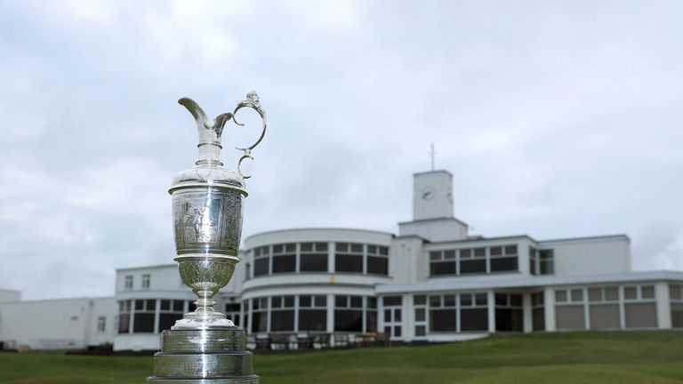 Royal Birkdale hosts The Open for a tenth time this week