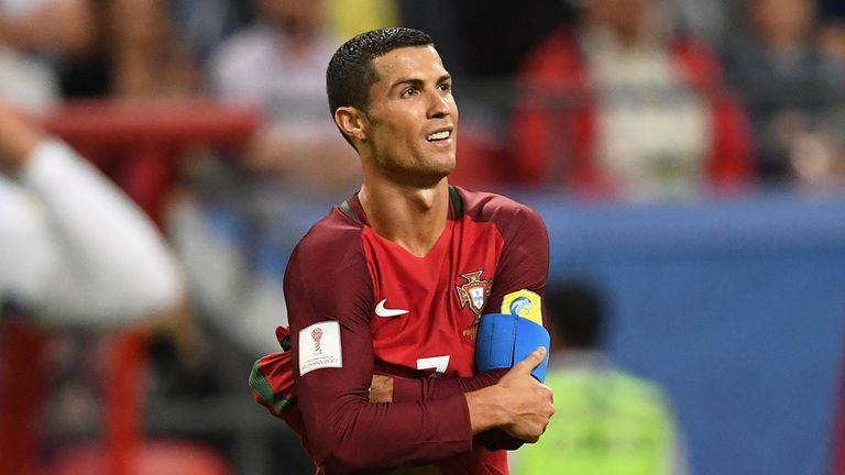 Portugal currently trail Switzerland by three points in Group B