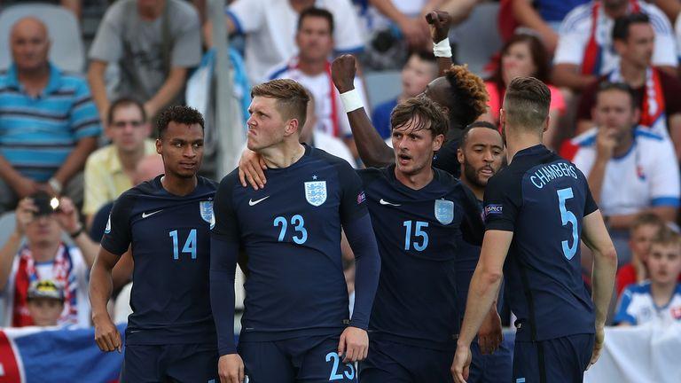 England U21 Alfie Mawson revealed how a half-time row was key to their comeback victory over Slovakia