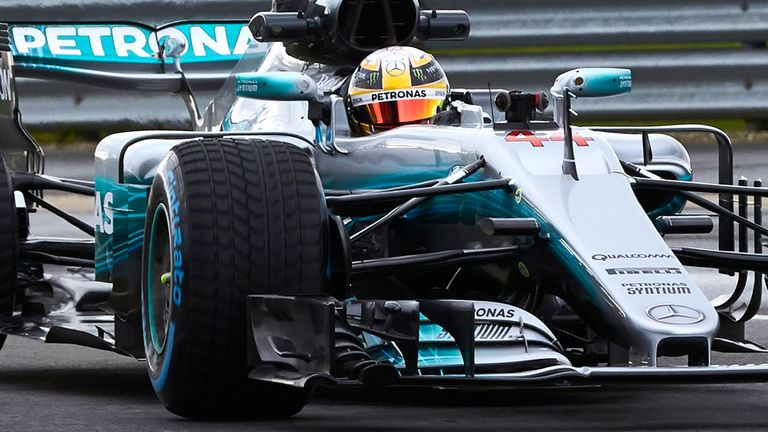 Toto Wolff Referred To The Mercedes W08 In Monaco As U0027a Divau0027 And Thatu0027s A  Pretty Fitting Description Of Its Unpredictability And Very  High Maintenance ...
