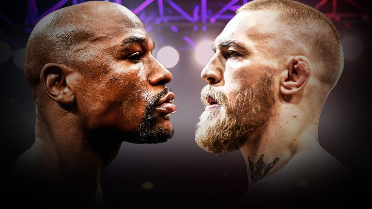 Mayweather and Conor McGregor are set to meet in Las Vegas in August