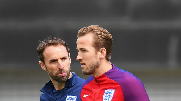 Kane reflects on 'special' goal after England rescue job