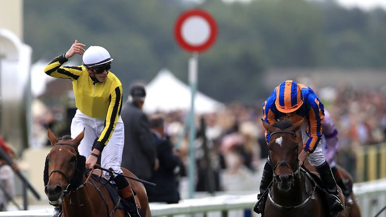 Michael Bell Reports Big Orange In Top Form After Gold Cup