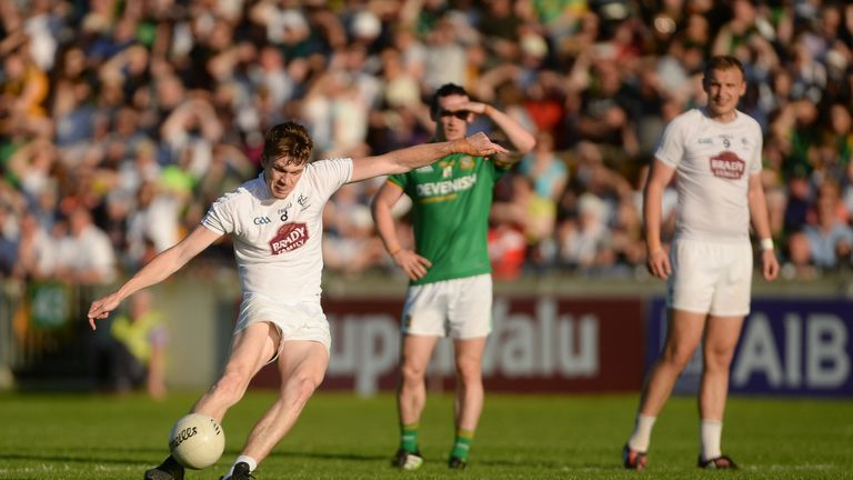 Kildare beat Meath to book their place in the Leinster final