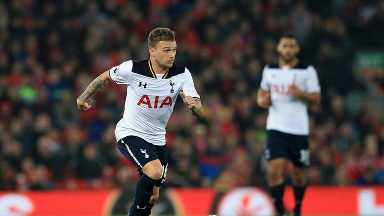 Kieran Trippier signs new five-year deal at Tottenham