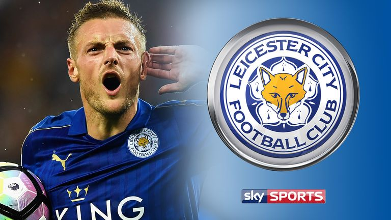 Jamie Vardy will be looking to fire Leicester to a fast start