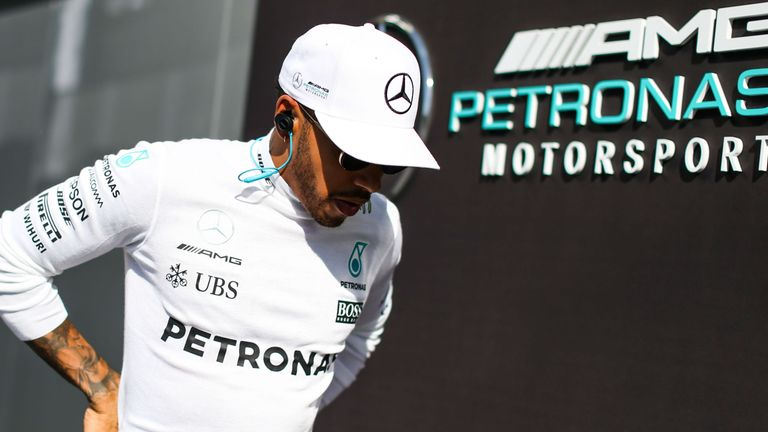 Lewis Hamilton defends absence from London F1 event