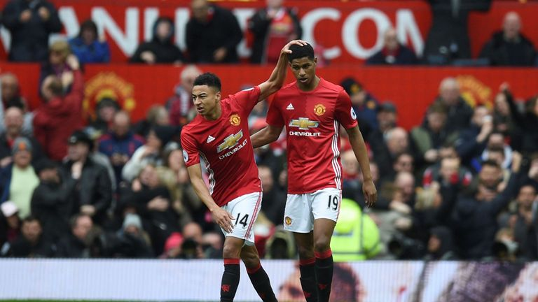 Marcus Rashford offers support to victims of Manchester terror attack