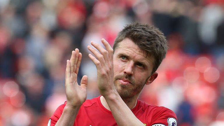 Carrick not thinking about Cristiano Ronaldo reunion at Man Utd