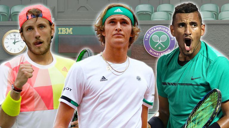 The Men — Wimbledon Expert Picks