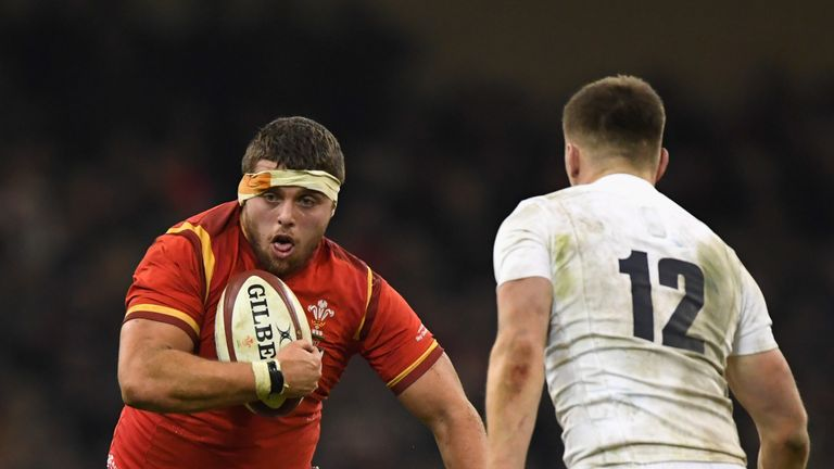 Wales prop Nicky Smith only started one Six Nations game last season, and is looking to put down a marker this summer