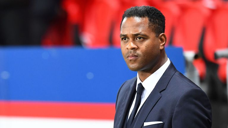 Kluivert leaves PSG as Director of Football