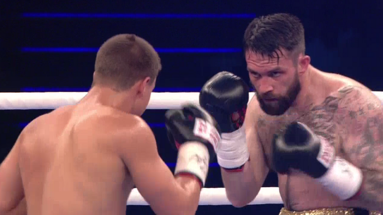 Paul Smith failed in his third attempt at winning a world title