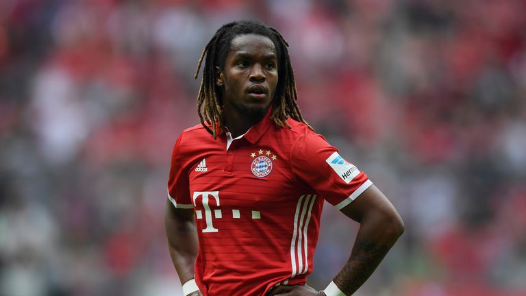 Is Renato Sanches on his way to AC Milan?