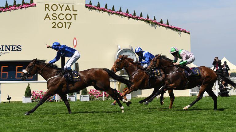 Permian wins King Edward VII Stakes at Royal Ascot