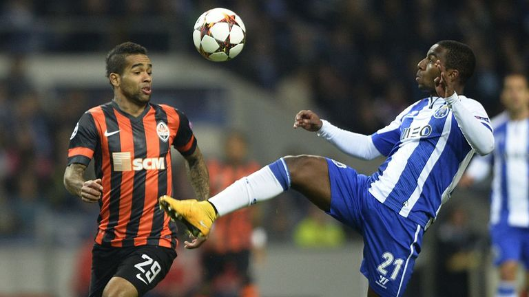 Ricardo Pereira (R) is on Spurs' shortlist to replace Kyle Walker
