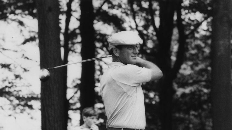 Argentine golf great De Vicenzo dies at 94