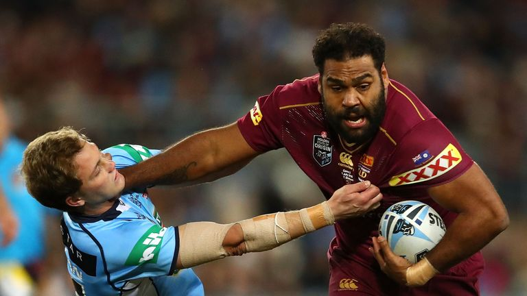 Queensland have dropped Origin veteran Sam Thaiday