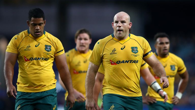 Moore is retiring from international rugby at the end of Australia's 2017 season