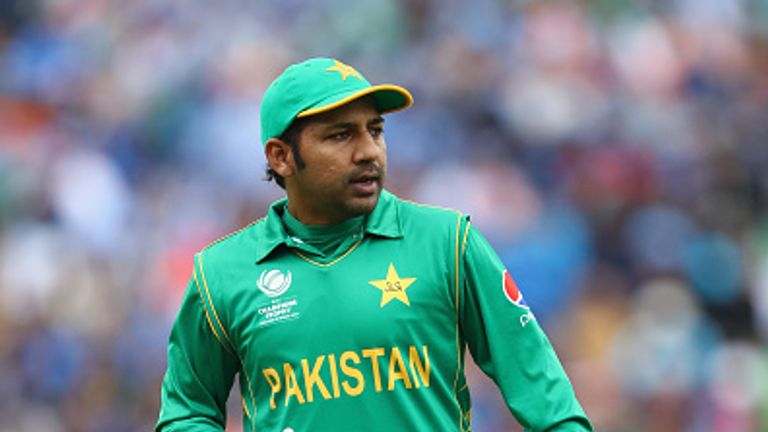 Sarfraz has been leading the Pakistan side in T20s and ODIs