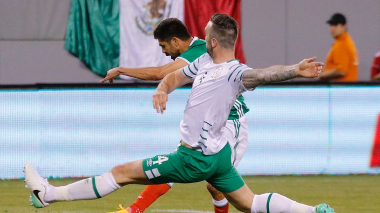 James McClean Finishes Uruguay With Magnificent Counter Goal
