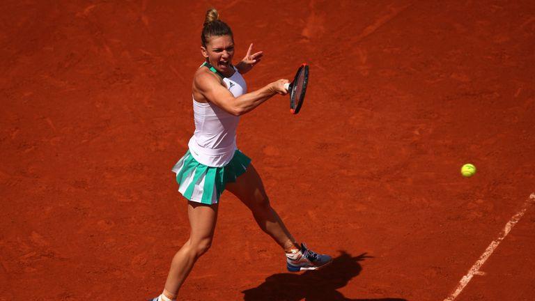 Simona Halep will meet Daria Kasatkina next at the French Open