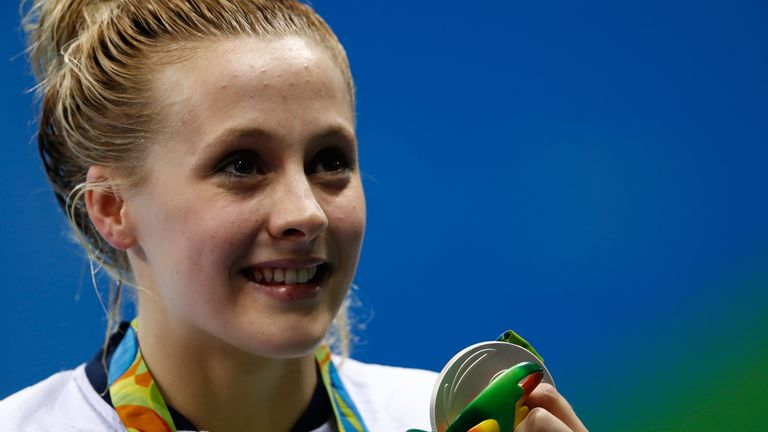 Siobhan-Marie O'Connor now aiming for more metal at the Tokyo Olympics