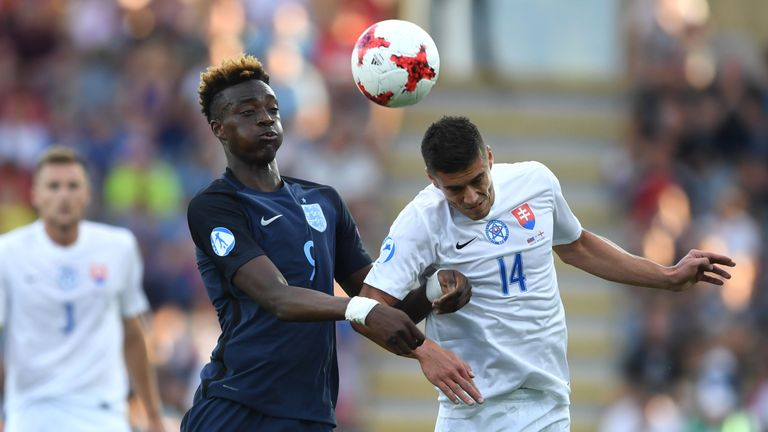 Tammy Abraham impressed Alan Smith
