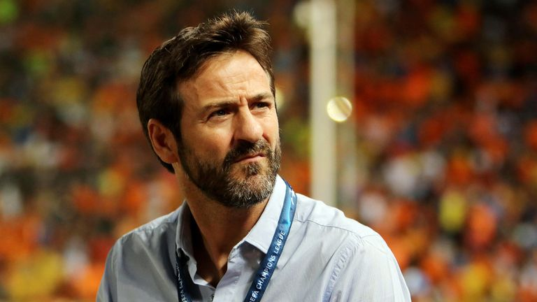 Thomas Christiansen hopes to be managing Leeds in the Premier League